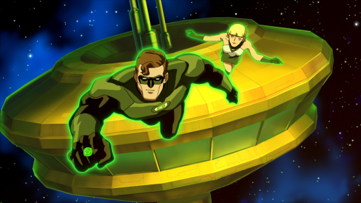 Hal Jordan-Let Me Tell U About Mogo!