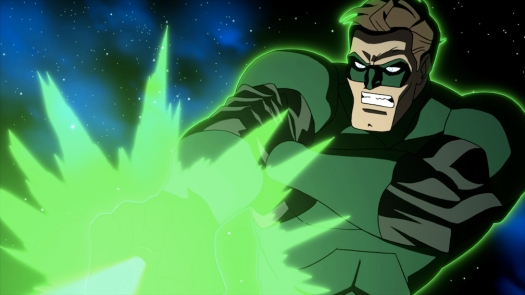 Hal Jordan-Shadow Demons, Be Gone!