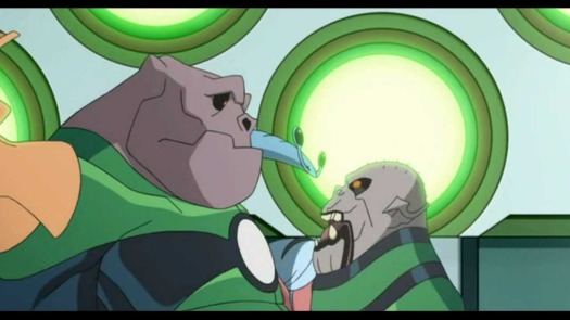 Kilowog-Back When He Received The Rough Treatment!