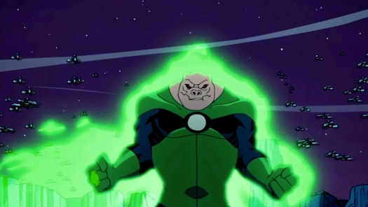 Kilowog-Bringing The Fight To An End!
