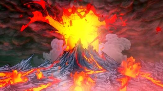 Kilowog-Volcanic Results!