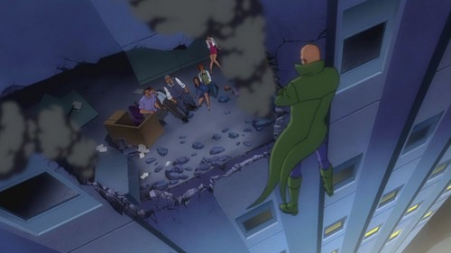 Lex Luthor-You're At My Mercy, Daily Planet!
