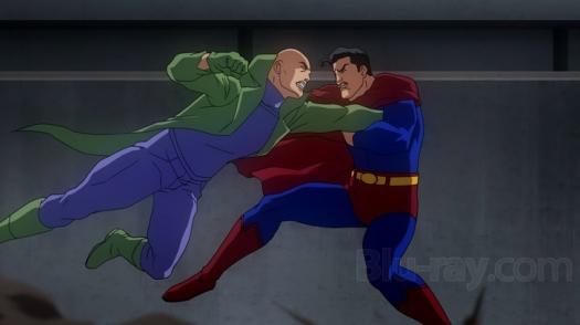 Superman & Lex Luthor-The Final Throwdown!