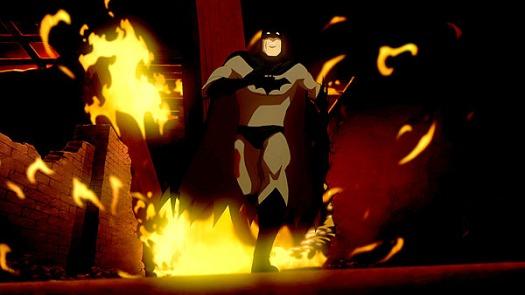 Batman-Almost Nowhere Left To Hide!