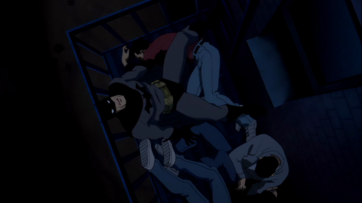 Batman-First Night As The Dark Knight!