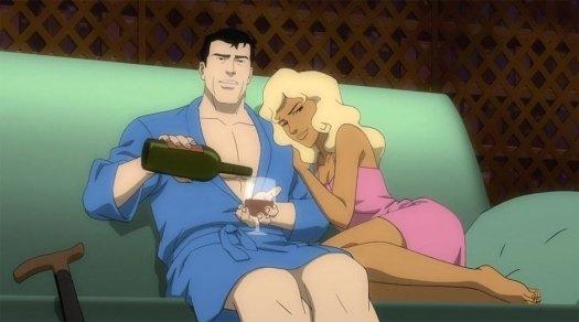 Bruce Wayne-Ladies' Man!