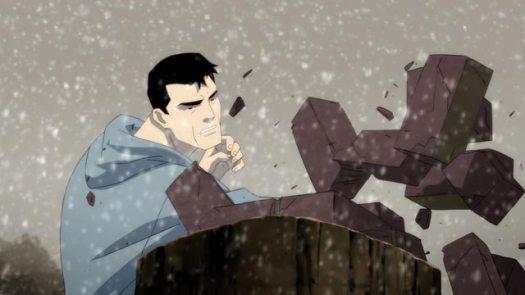 Bruce Wayne-Not Ready Yet!