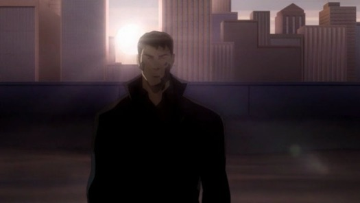 Bruce Wayne-This Is All James Is Seeing Without His Glasses!