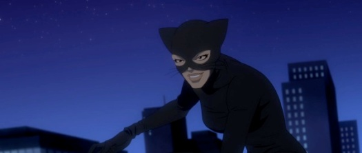 Catwoman-Selina's On The Prowl!