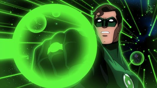 Hal Jordan-Enacting On Arisia's Plan!