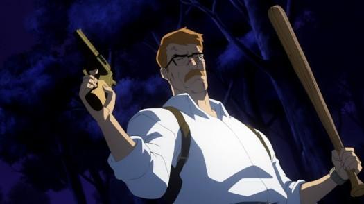 James Gordon-Bringing Justice To A Corrupt Partner!