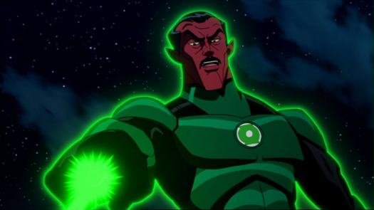 Sinestro-Abin Sur's Ace In The Hole!