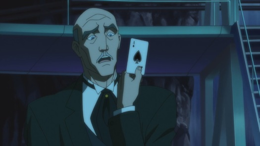 Alfred-Loyal To A Fault!