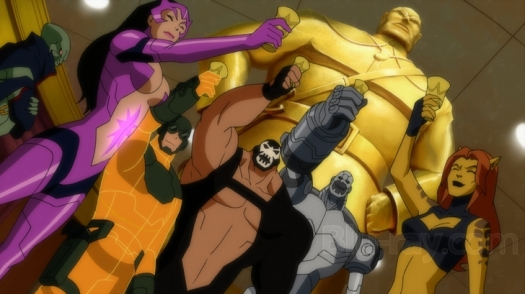 Legion Of Doom-The JLA's No More!