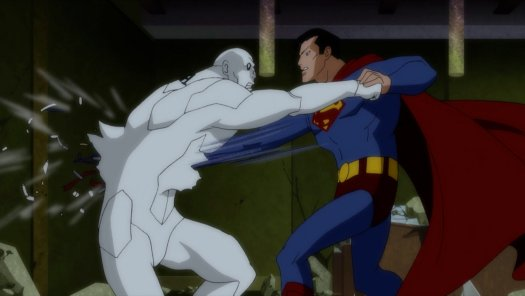 Superman-I Am A Man, Ace!