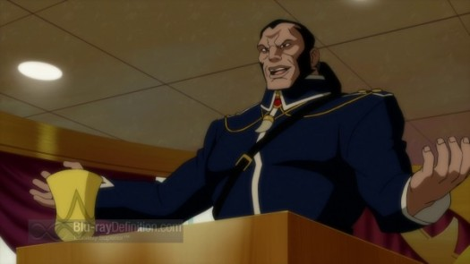 Vandal Savage-The Head Honcho!