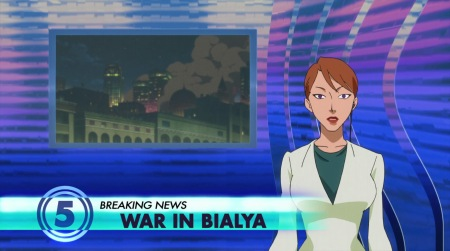 Bialya-Under Heavy Fire!