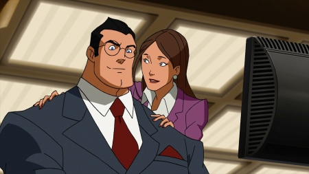 Clark Kent-A Huge Overseas Assignment Awaits Us, Lois!