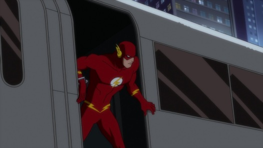 Flash-Gotta Outrun Death!