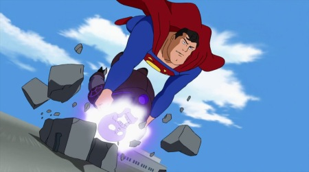 Superman-Justice Shall Never Wither Away!