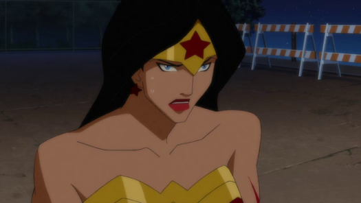 Wonder Woman-Nanites Will Do Her In If Nothing's Done Soon!