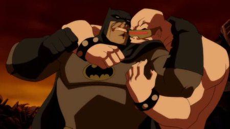 Batman-Losing Badly To The Mutant King!
