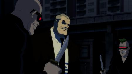 Bruce Wayne-At The Razor's Edge!