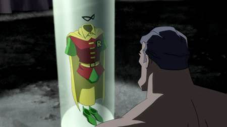 Bruce Wayne-Never Again!