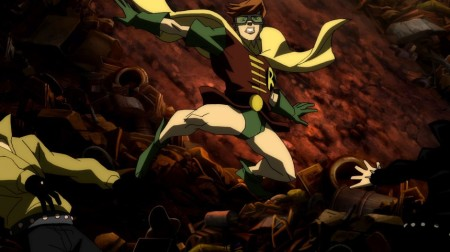 Carrie Kelley-Enthusiastic Mutant-Stopper!