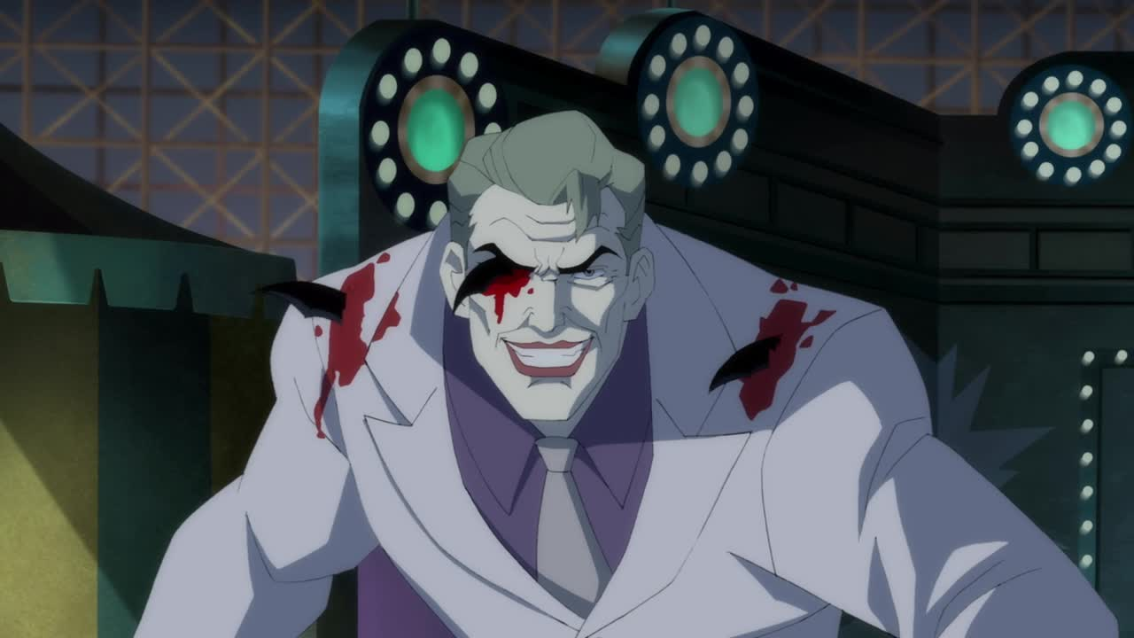 DC Universe Animated Original Movies (Part 15): Batman ...