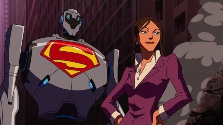 Lois Lane-A Super Bodyguard Up Her Sleeve!