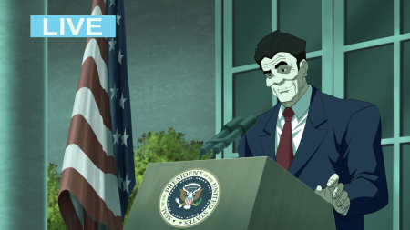 President-It's Obviously Ronald Regan!
