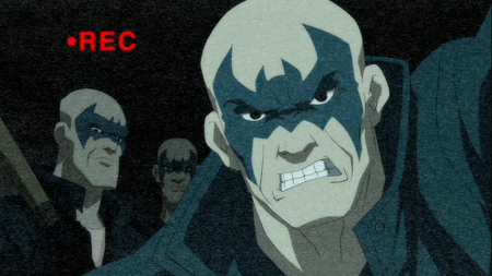 Sons of Batman-Oppose Bat's Will And We Strike!