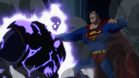 Superman & Atomic Skull-Round 2!