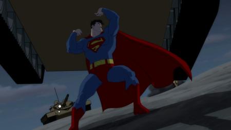Superman-Stomping Soviets In Corto Maltese!