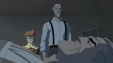 Alfred-Bruce Is Far Too Stubborn To Die!