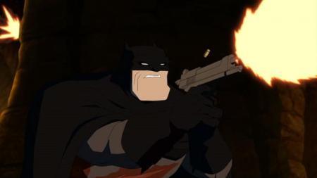 Batman-Gotta Make An Escape!