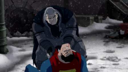 Batman-How Does It Feel To Be Mortal Supes!