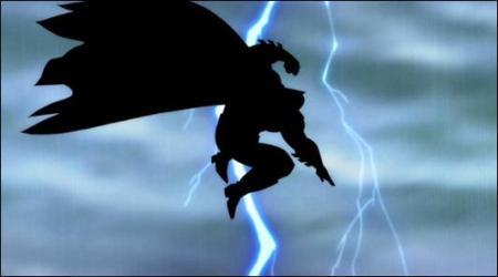 Batman-The Iconic Image!