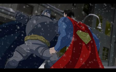Batman v. Superman-Vigilante vs. Goverment's Tool!
