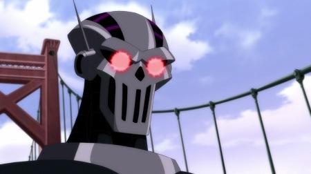 Brainiac Bot-Superman Shall Die!