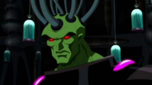 Brainiac-I've Got You Right Where I Want You!