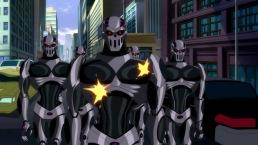 Brainiac-Like Walking Grim Reapers!
