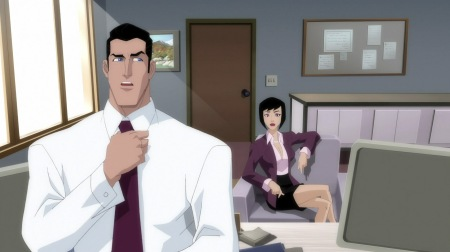Clark Kent-Even He's Tired Of Lois' Hostage Fetish!