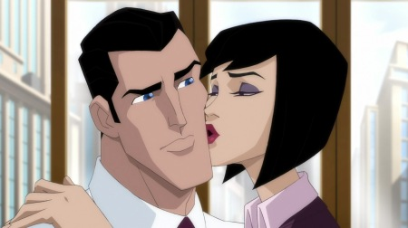 Clark Kent & Lois Lane-A Budding Couple!