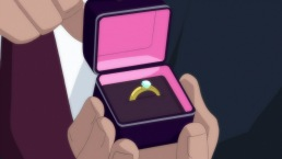 Clark Kent-One Ring To Love Her Always!