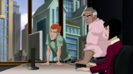 Daily Planet-Noticing The Lack Of Superman!