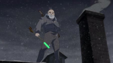 Oliver Queen-Coming To The Dark Knight's Aid!