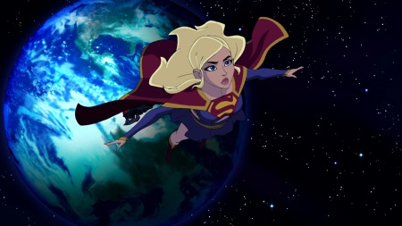 Supergirl-A Sun And A Planet To Save!