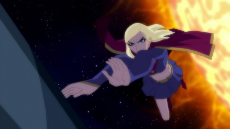Supergirl-Earth Is Saved!